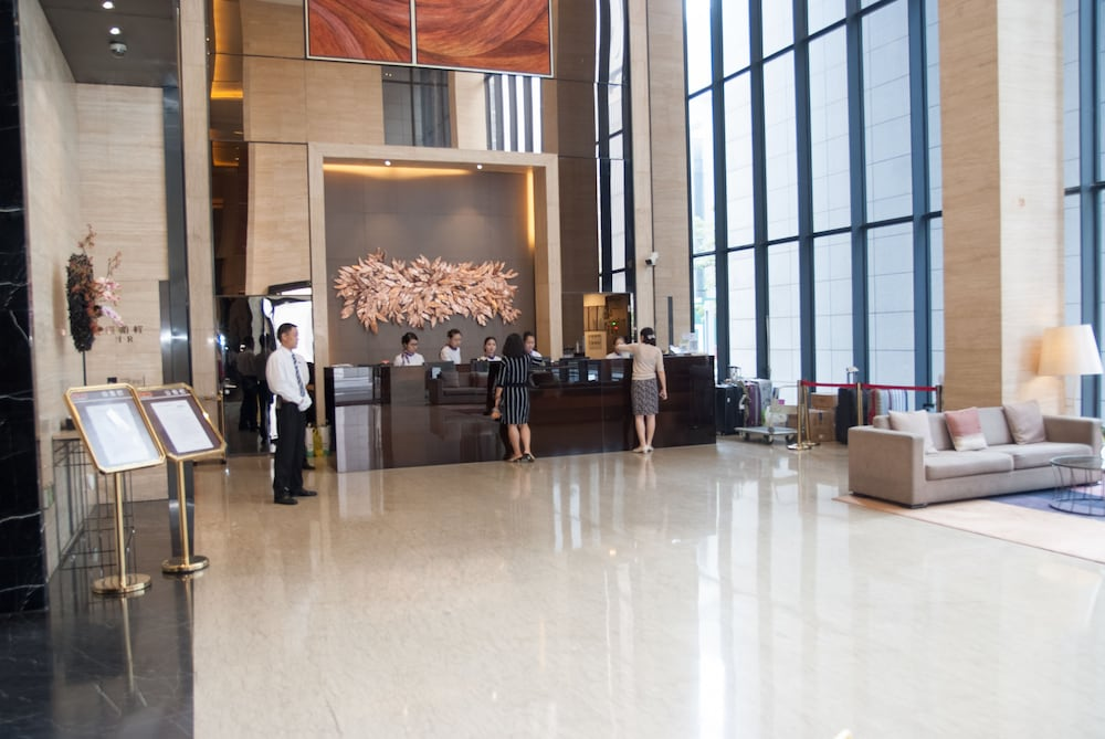 Yicheng Apartment Pazhou Poly World Center 2019 Pictures Reviews Prices Deals Expedia Ca