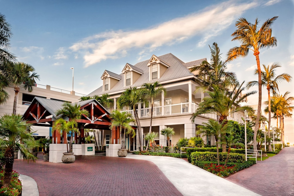Front of Property, Opal Key Resort & Marina, Key West