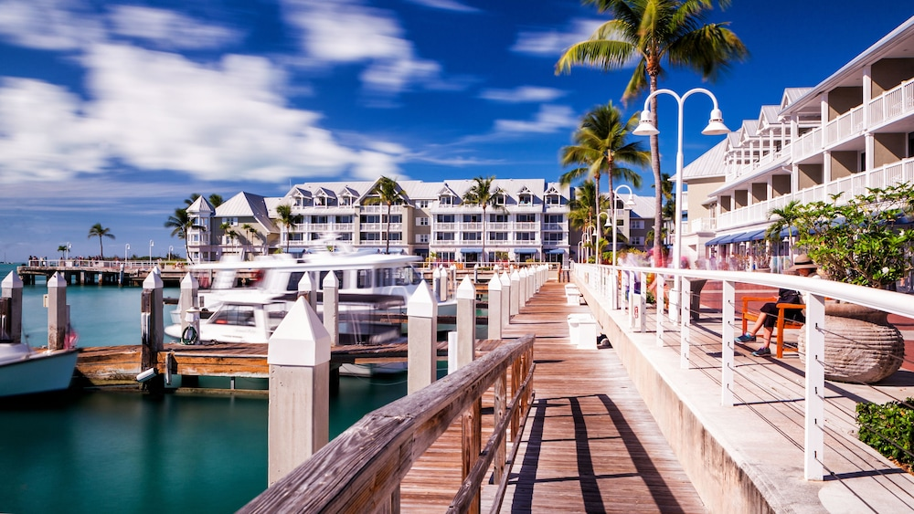 Marina, Opal Key Resort & Marina, Key West