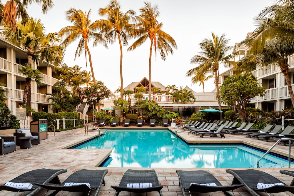 Outdoor Pool, Opal Key Resort & Marina, Key West