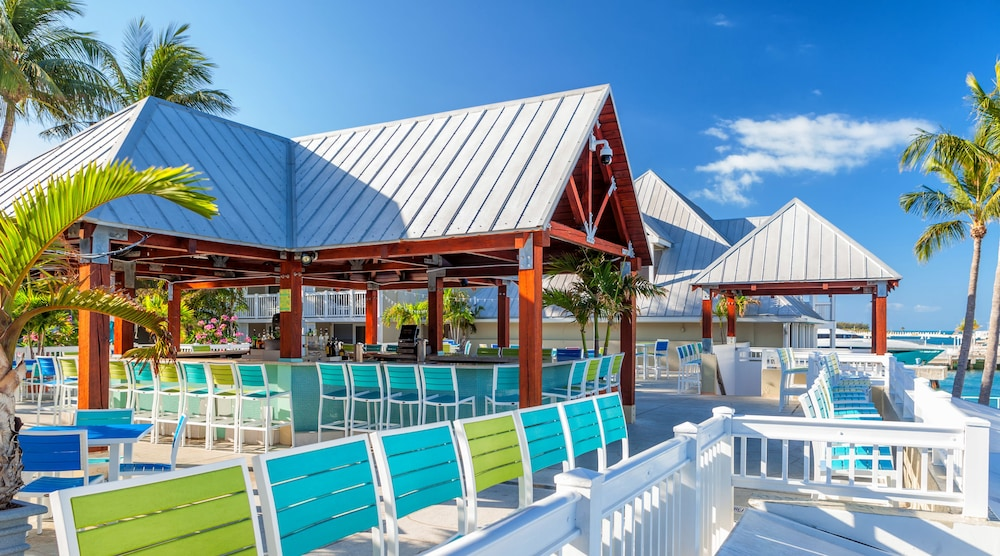 Bar, Opal Key Resort & Marina, Key West