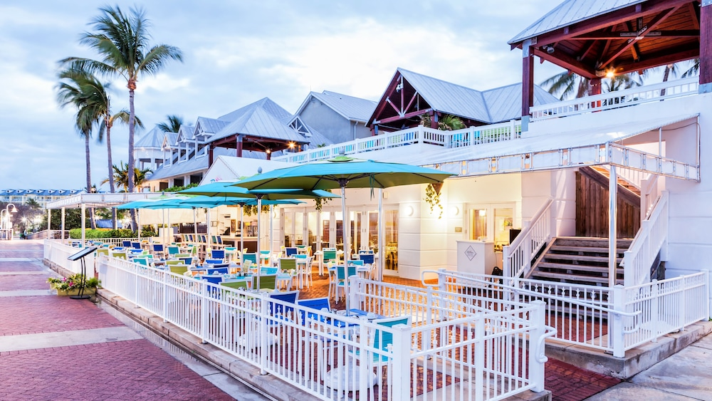 Restaurant, Opal Key Resort & Marina, Key West