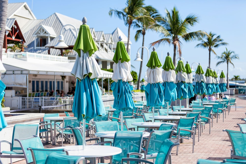 Outdoor Dining, Opal Key Resort & Marina, Key West