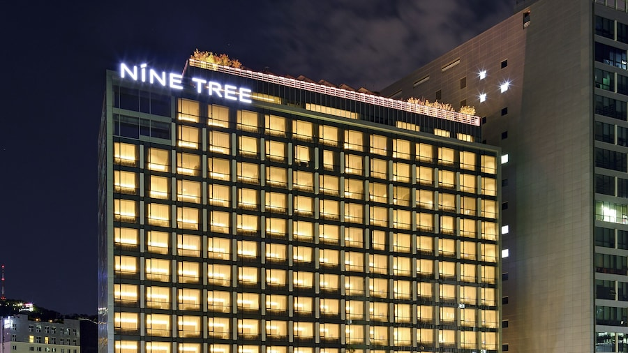 Nine Tree Premier Hotel Myeongdong 2