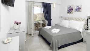 Schallisolierte Zimmer, kostenlose Babybetten, kostenloses WLAN