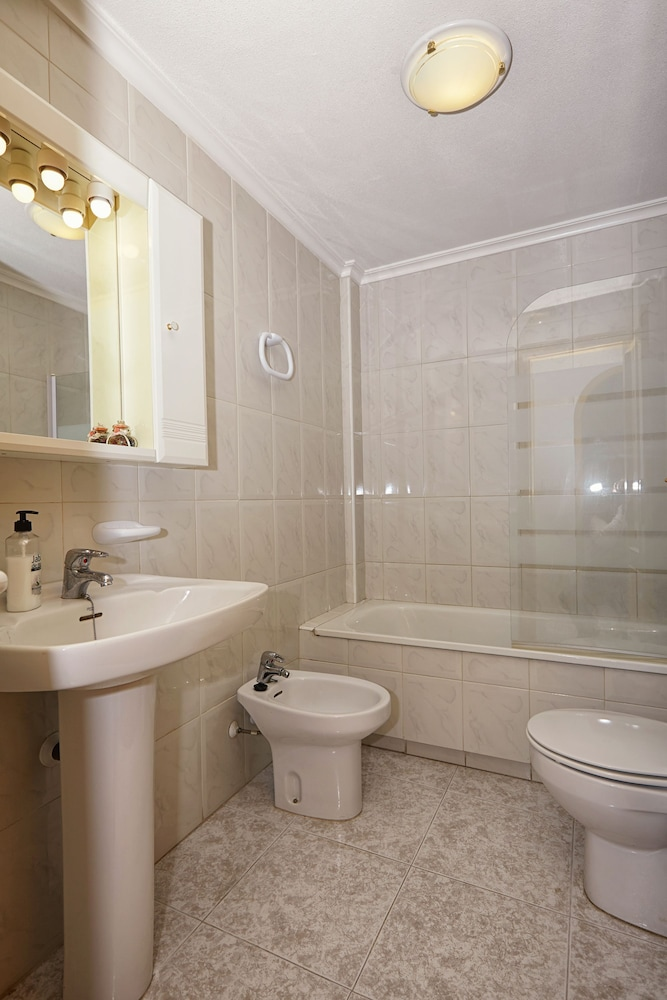 Bathroom, Apartamento Monteagudo - LMT Holiday