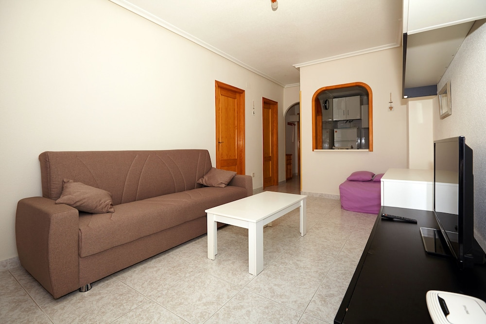 Living Room, Apartamento Monteagudo - LMT Holiday