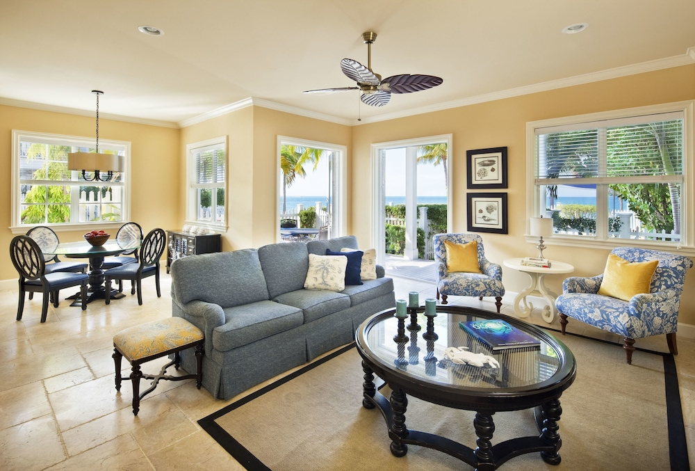 Living Room, Sunset Key Cottages
