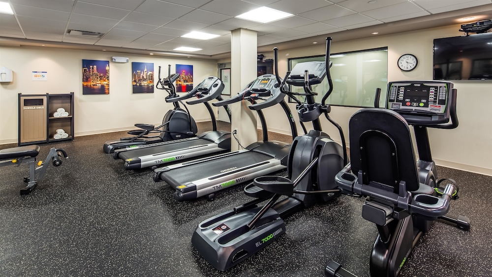 Fitness Facility, Best Western Premier NYC Gateway Hotel
