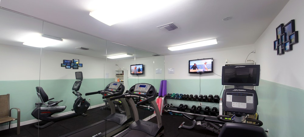 Fitness Facility, Regal Beach Club