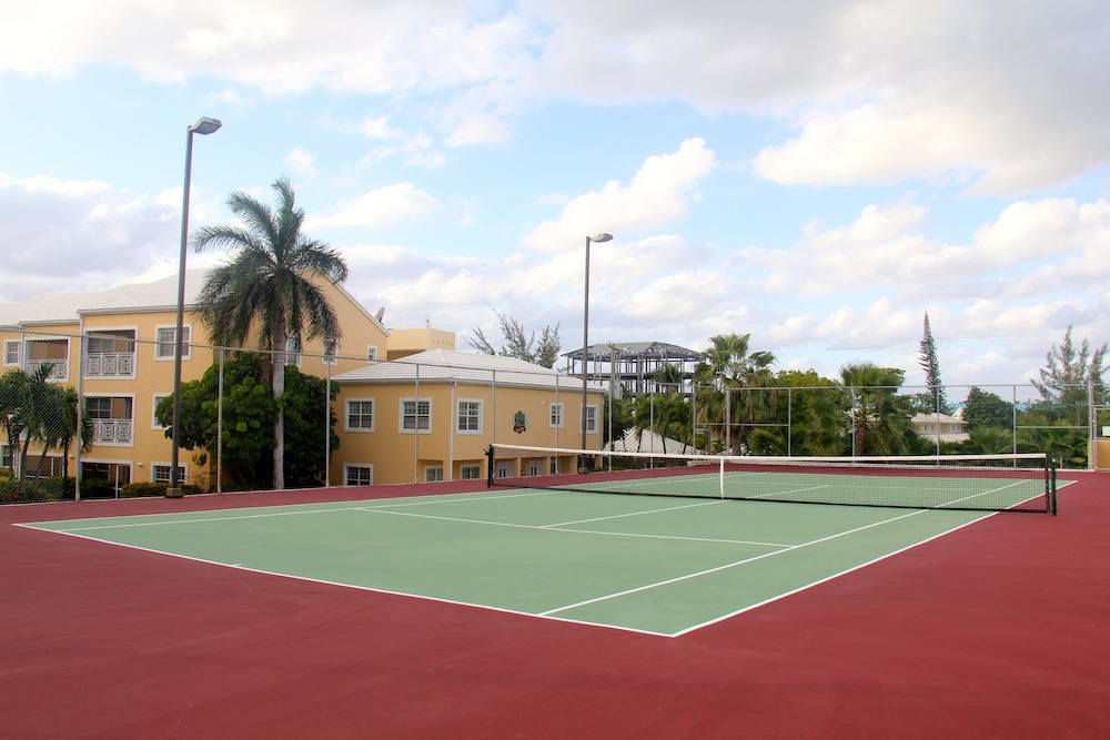 Tennis Court, Regal Beach Club