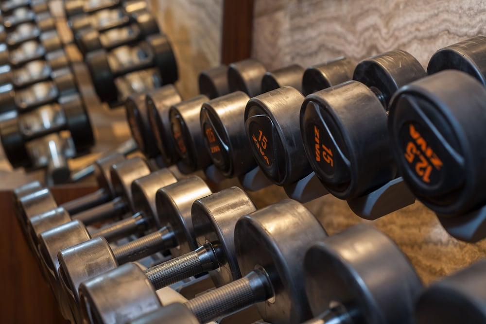 Fitness Facility, The Lapis Hotel