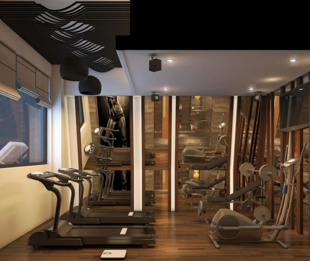 Gym, The Lapis Hotel