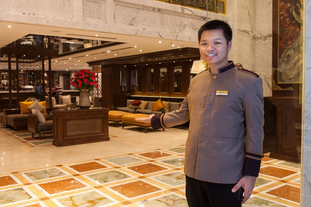 Concierge Desk, The Lapis Hotel