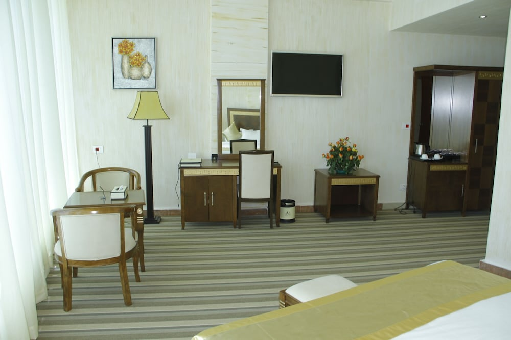Living Area, Grand Resort & Spa- Bahir Dar