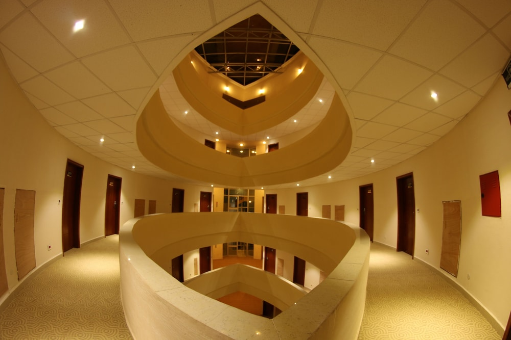 Interior, Grand Resort & Spa- Bahir Dar