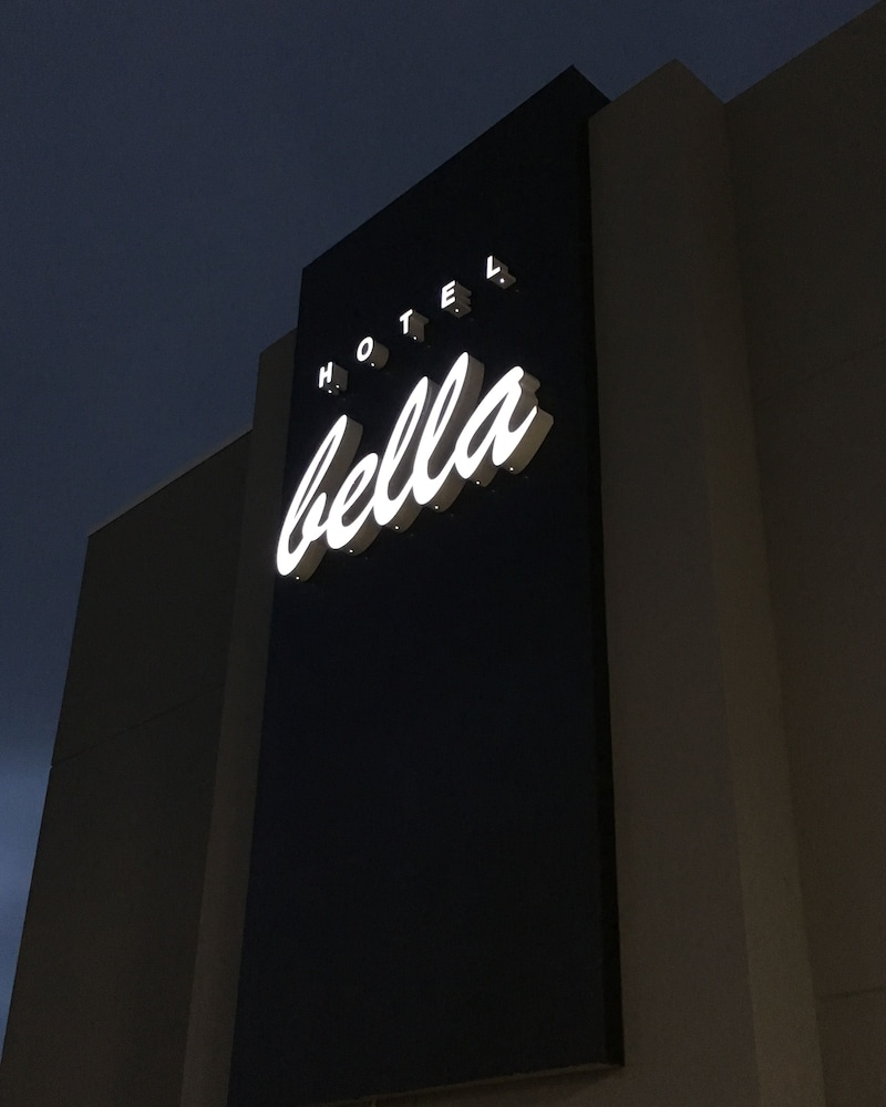 Front of Property - Evening/Night, Hotel Bella
