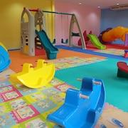 พื้นที่เล่นสำหรับเด็ก - ในร่ม