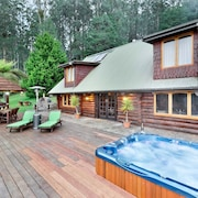 Eagles Nest Luxury Mountain Retreat