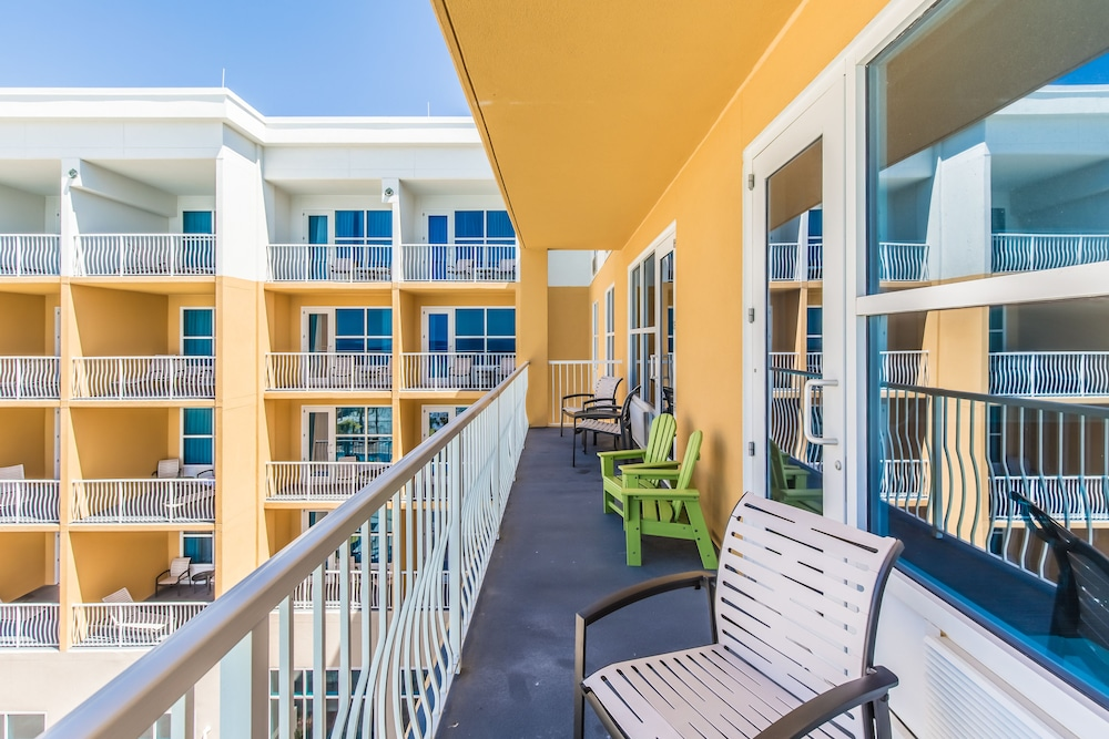 Balcony, Hilton Garden Inn Fort Walton Beach