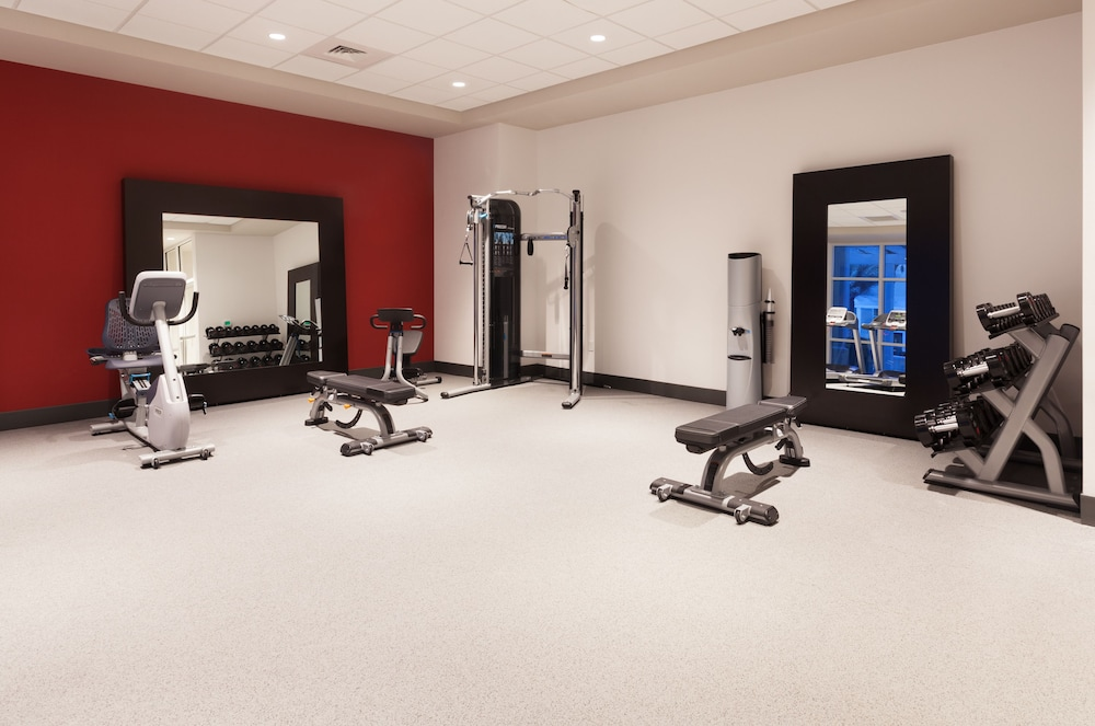 Fitness Facility, Hilton Garden Inn Fort Walton Beach