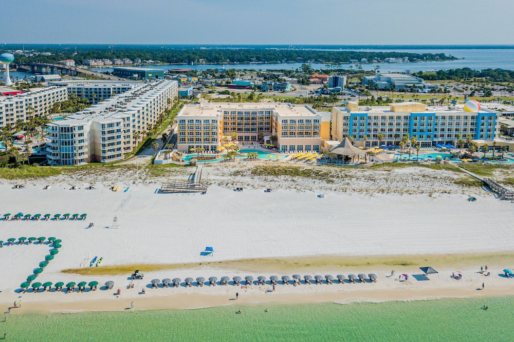 Aerial View, Hilton Garden Inn Fort Walton Beach