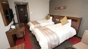 In-room safe, iron/ironing board, free cribs/infant beds, rollaway beds