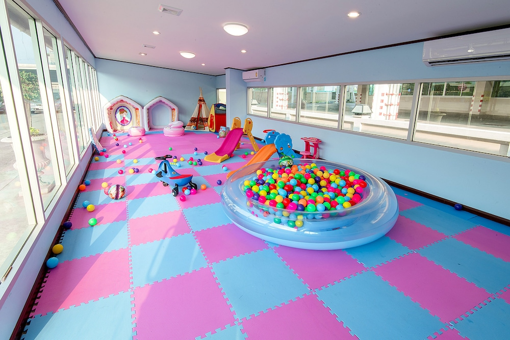Children's Play Area - Indoor, The Cotai Luxury Design Hotel