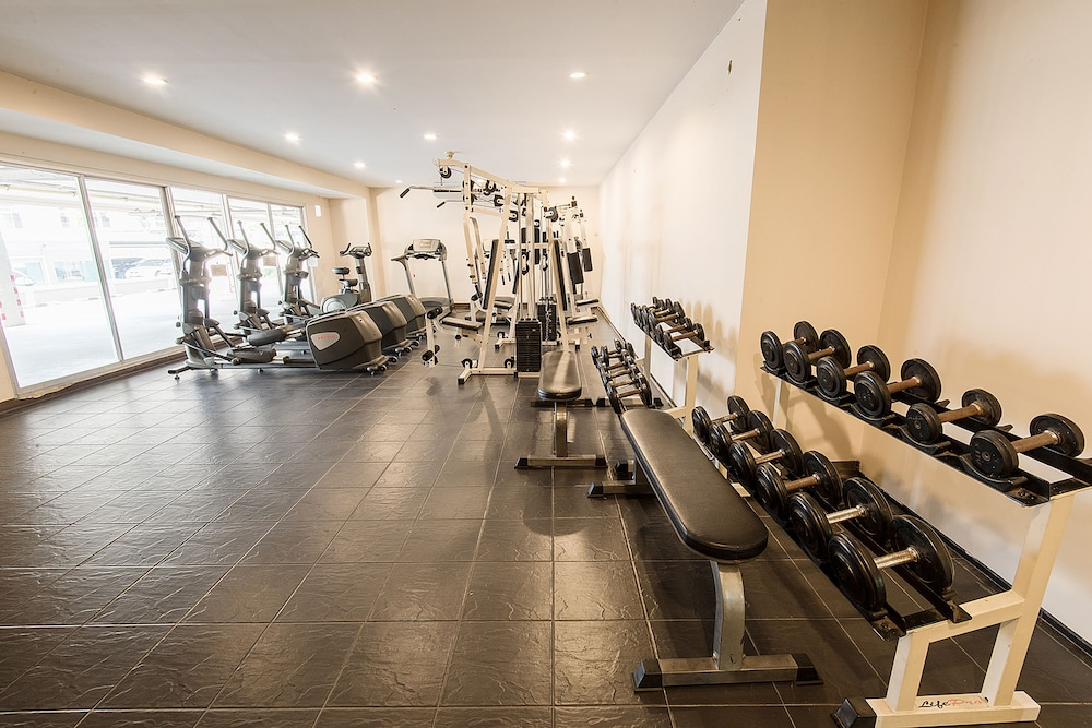 Fitness Facility, The Cotai Luxury Design Hotel