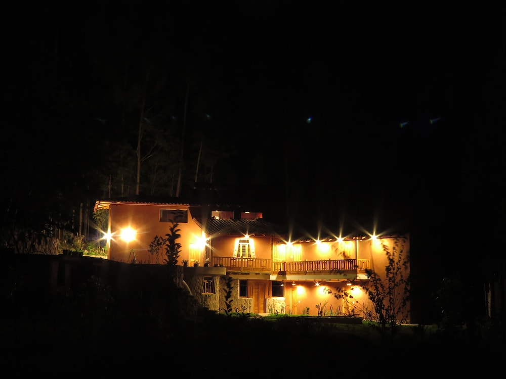 Front of Property - Evening/Night, Hotel Molino