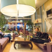 wombat's CITY HOSTELS VIENNA - The Lounge