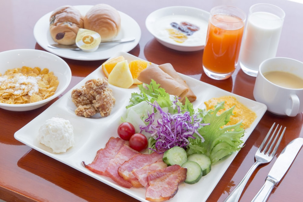 Breakfast Meal, JR Kyushu Station Hotel Kokura