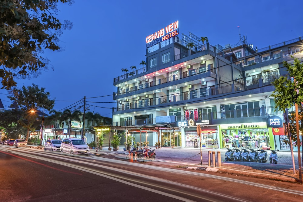 Featured Image, Cenang View Hotel