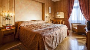 Down duvet, in-room safe, individually furnished, cots/infant beds