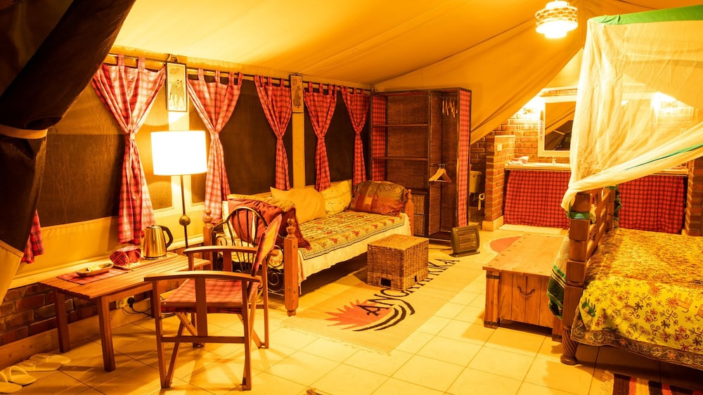 Room, Anga Afrika Luxury Boutique Camp Nairobi