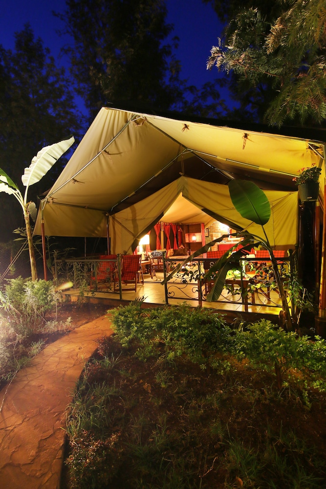 Terrace/Patio, Anga Afrika Luxury Boutique Camp Nairobi
