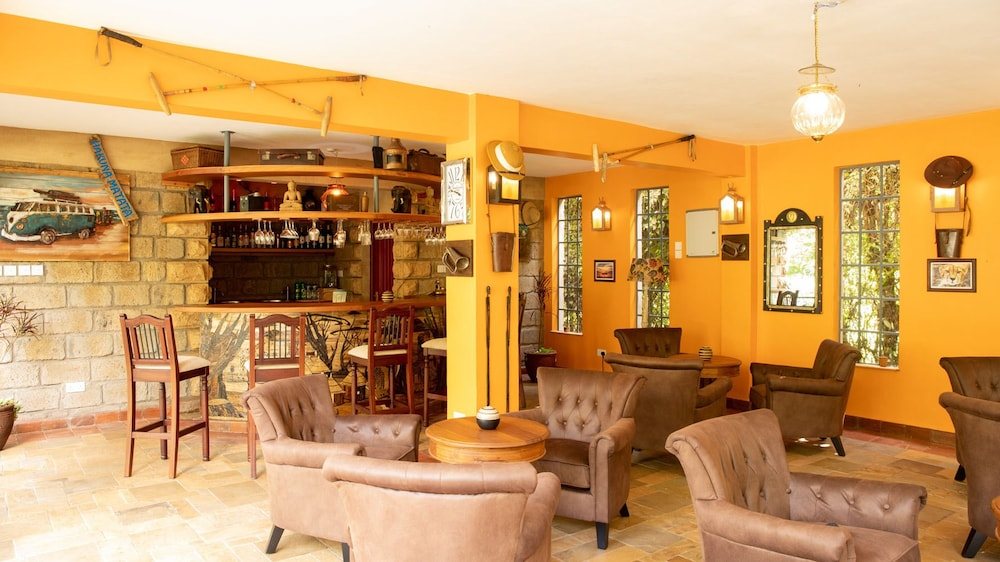Poolside Bar, Anga Afrika Luxury Boutique Camp Nairobi