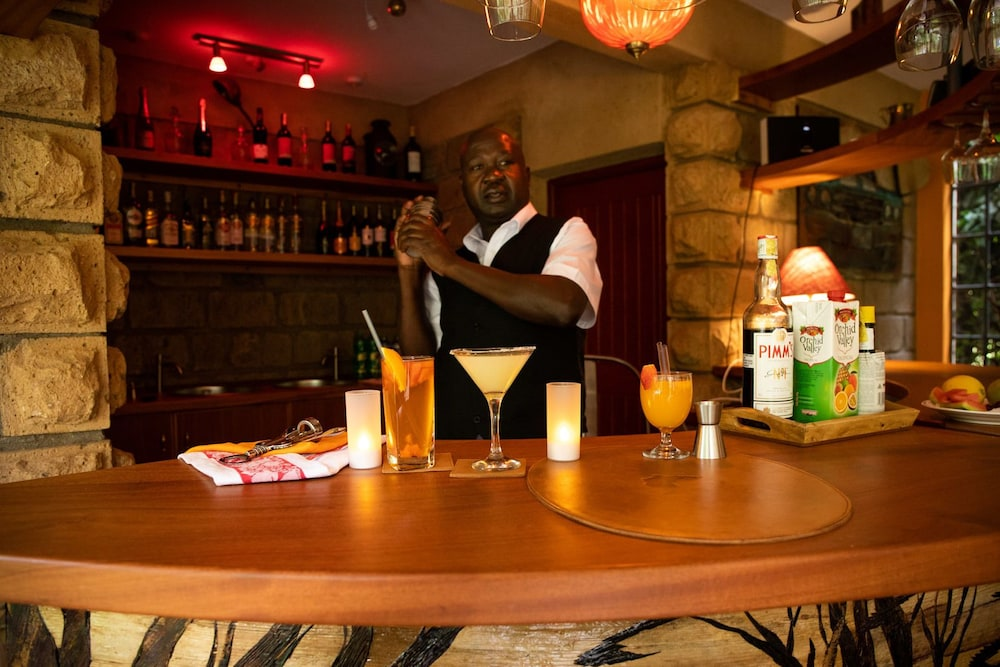 Bar, Anga Afrika Luxury Boutique Camp Nairobi