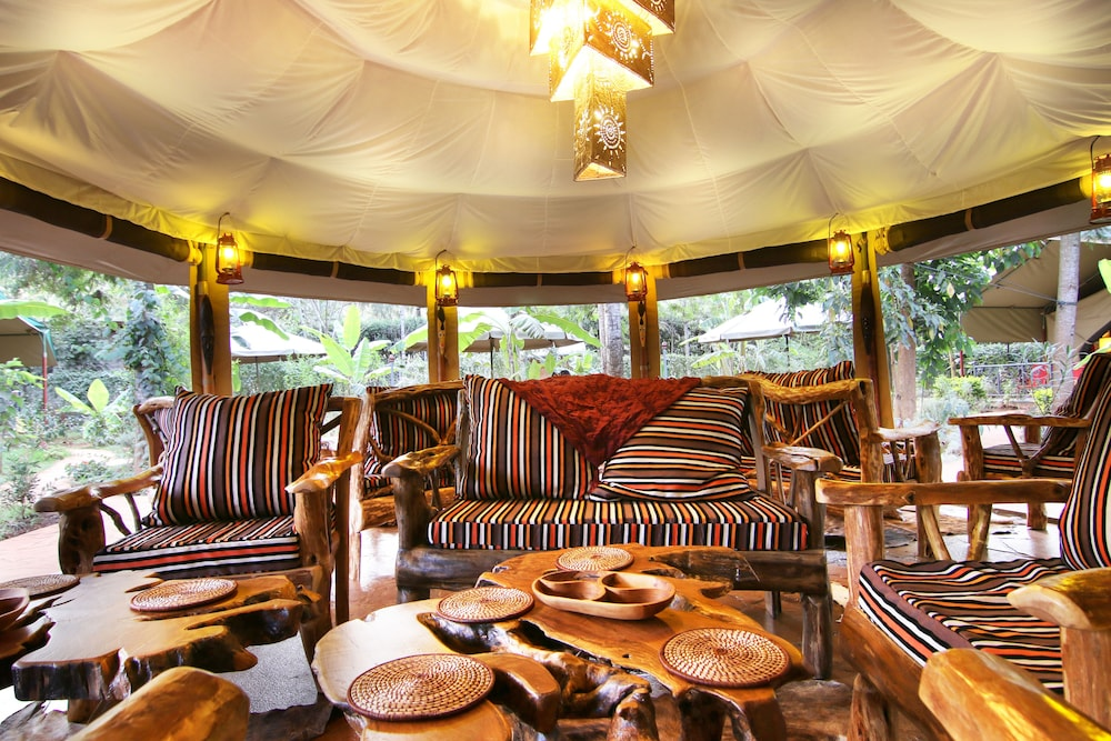 Executive Lounge, Anga Afrika Luxury Boutique Camp Nairobi