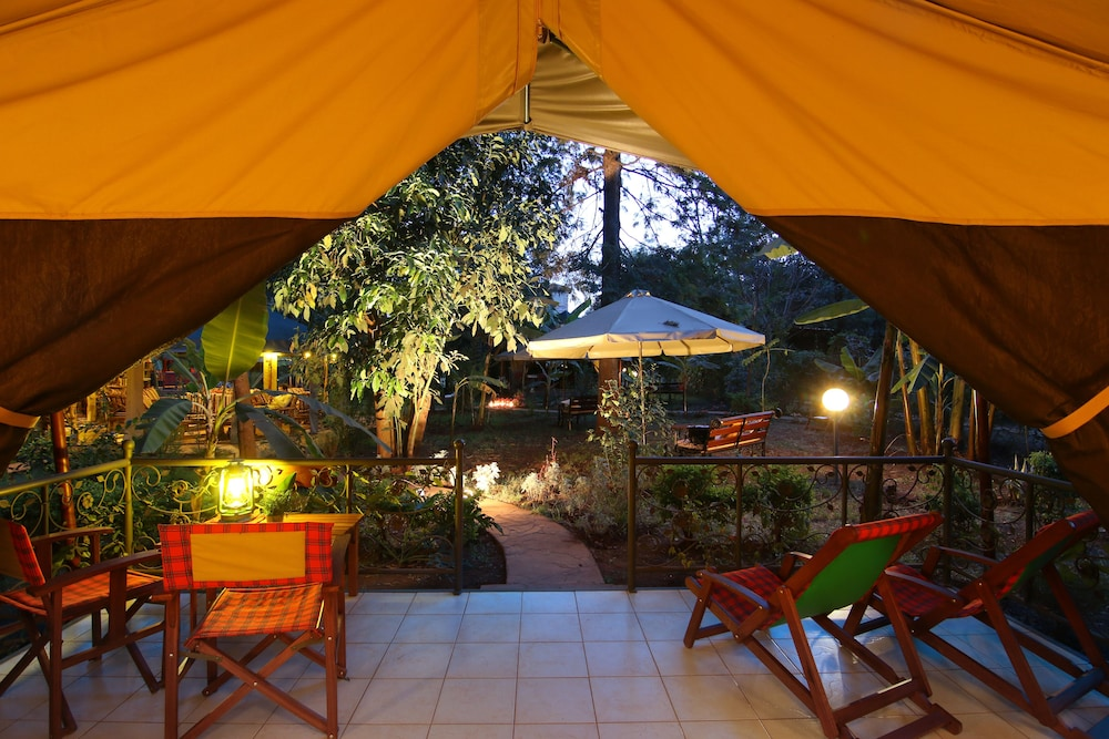 Balcony, Anga Afrika Luxury Boutique Camp Nairobi