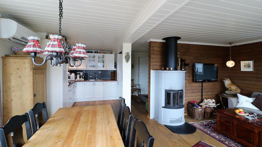 RIBO Apartment Katterjokk
