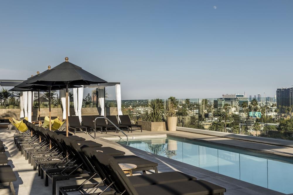 Kimpton Everly Hotel Los Angeles Usa Best Price Guarantee Lastminute