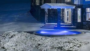 Innenpool, Außenpool