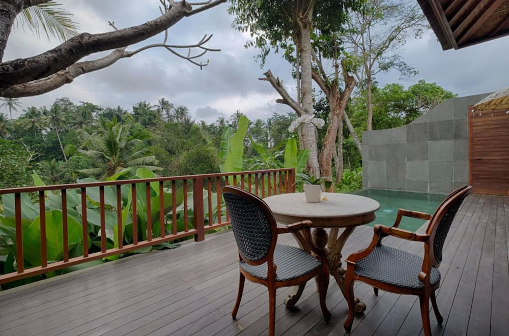 View from Room, Natya Resort Ubud