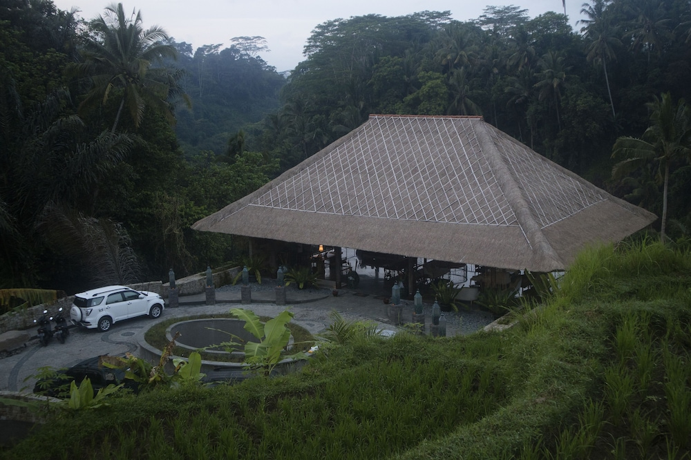 Bicycling, Natya Resort Ubud
