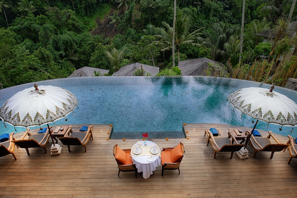 Outdoor Dining, Natya Resort Ubud