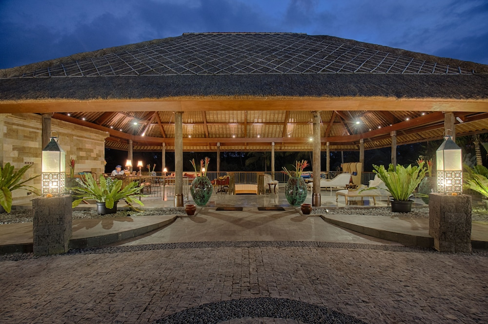Interior Entrance, Natya Resort Ubud