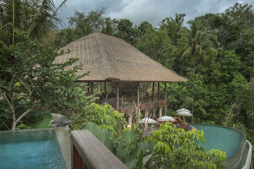 View from Property, Natya Resort Ubud