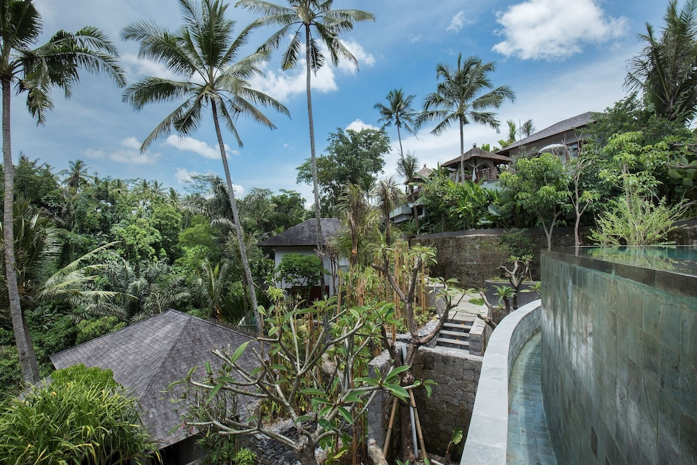 Aerial View, Natya Resort Ubud