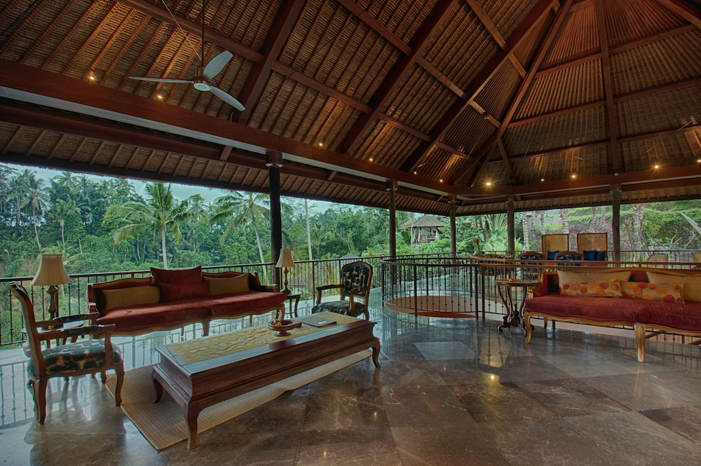 Lobby Sitting Area, Natya Resort Ubud